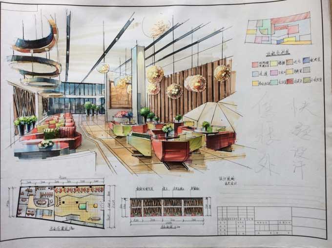 快题设计单身公寓_快题设计单身公寓分享展示