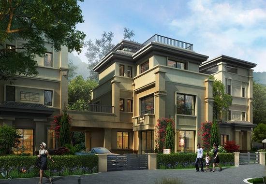 农村自建 经济型别墅设计