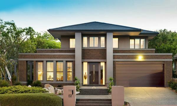 经济型别墅设计